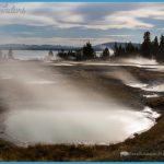 West Thumb Geyser Basin - Yellowstone National Park