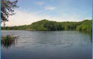 Howard's Passion: Fishing Gardner Lake and Pickerel Lake May 28 2010