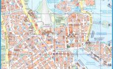 Helsinki center 2 Map - helsinki • mappery