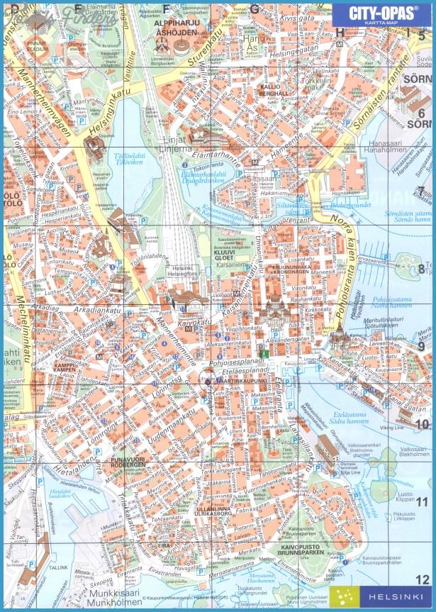 Helsinki Archives TravelsFindersCom