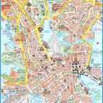 Helsinki center 1 Map - Helsinki • mappery