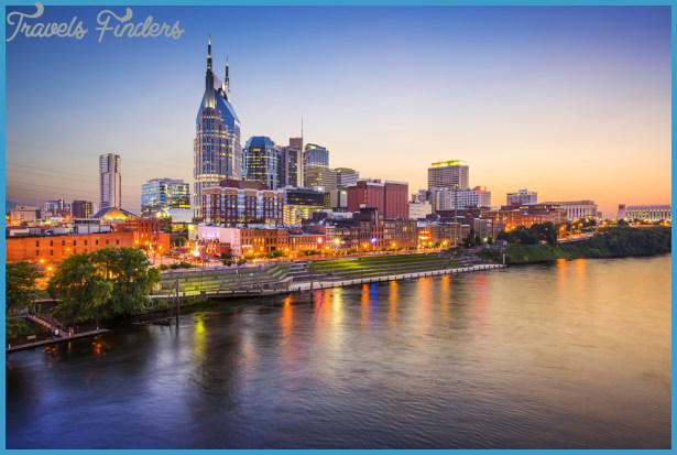 An All-American Holiday in Nashville, Tennessee