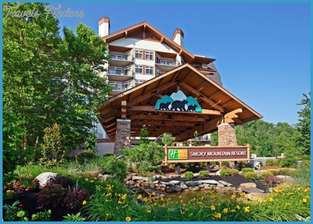 Holiday Inn Club Vacations Gatlinburg-Smoky Mountain (TN) - Resort ...