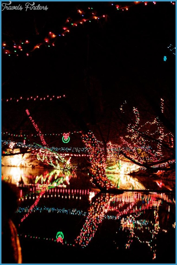 16 Places in Utah with Holiday Lights