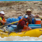 White Water Rafting Holiday in Utah | Tourdust.com