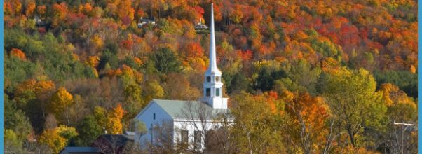 Holiday in Romantic Vermont