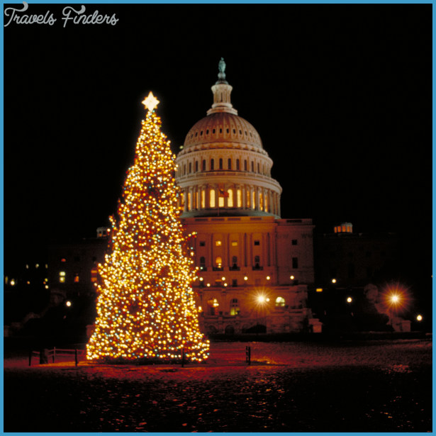 Holiday Events in Washington, D.C. | Andrea Poe