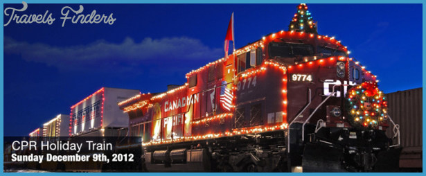 Dells.com Blog // Events // The CPR Holiday Train arrives in Wisconsin