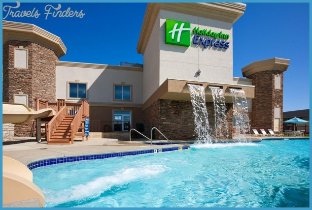 Holiday Inn Express Wisconsin Dells (Wisconsin Dells, United States of