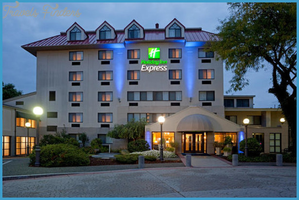 Holiday Inn Express Boston / Waltham (MA) - Hotel Reviews