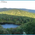 Indian Pond from Mine Ledge