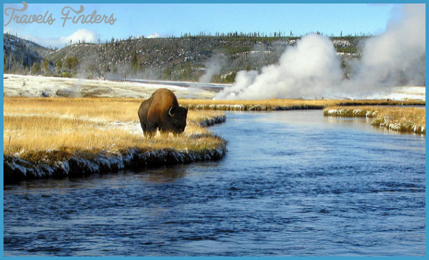 YNP- Madison Junction to Old Faithful Village Route - a gallery on ...
