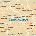 Birmingham Maps: Maps of Birmingham, England, UK