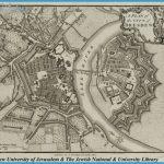 Map of Dresden, 1800, J. Stockdale