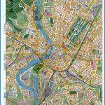 Map of Dresden City Center