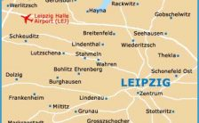 part of leipzig is the gewandhaus concert hall germany map leipzig map