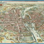 Modernity throughout Paris city, from the 17th century onwards, by