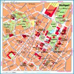 Stuttgart Map - Tourist Attractions