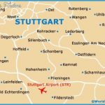 Map of Stuttgart Airport (STR): Orientation and Maps for STR Stuttgart