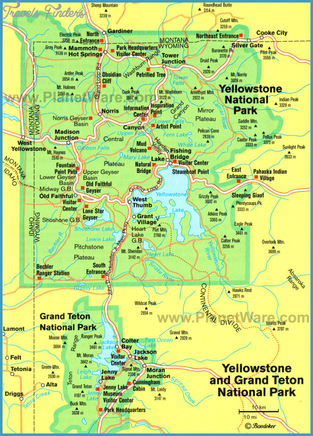 Summer 2013 Road Trip Blog): Yellowstone National Park, Wyoming