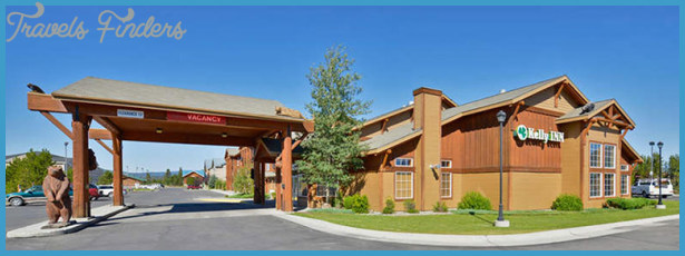 West Yellowstone Mileage Information, West Yellowstone - Kelly Inn ...