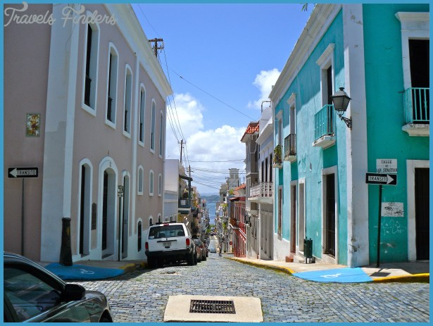 Colorful`•._)Old San Juan – Puerto Rico : Dek-D.com - Writer