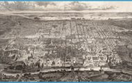 Philadelphia, Pennsylvania, circa 1860, zoomable image | House Divided