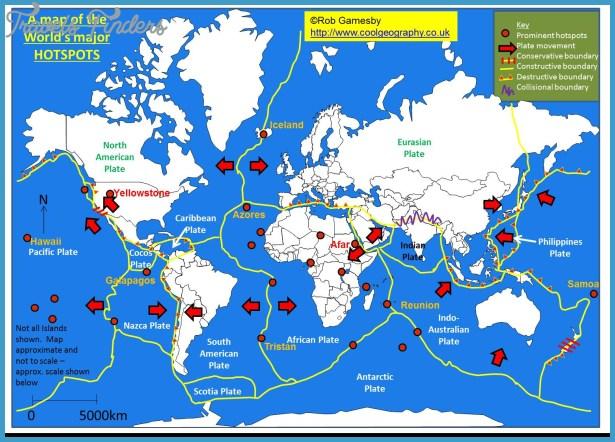 plate tectonics pacific