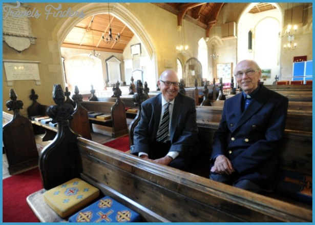 ... Grant notch up combined 100 years of service at village church - News