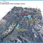 ... lithospheric uplift and active volcanism of the Yellowstone hotspot