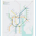 Providence Subway Map | Transit Authority Figures