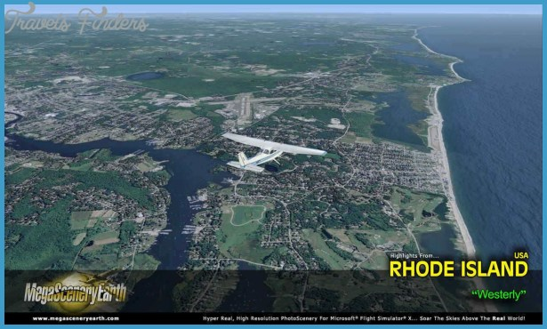 Rhode Island is 1,545 square miles in size and has 11 airports . You ...