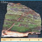 Fire Mountain Rhyolite. (china) One Slab. Cabbing Rough, Pendants ...