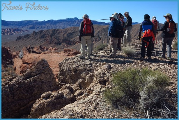 ... Club of Las Vegas: Valley of Fire North / South Traverse - 2/3/16
