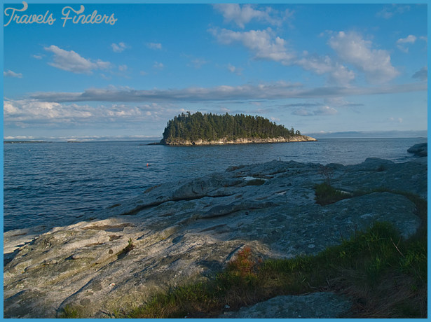Where The Sheepscot River Meets The Sea, a photo from Maine, Northeast