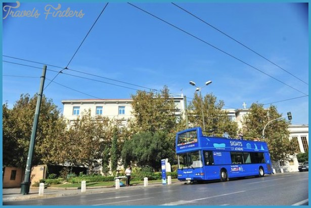 ... Sights of Athens- Sightseeing Hop on and off Tours, Athens