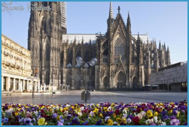 Springtime in Cologne - horstgerlach/E+/Getty Images