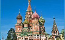Moscow Russia - Moscow Travel - Attractions in Moscow