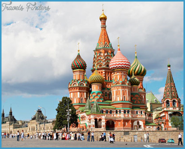 Russia Tourist Attractions - Russia Sightseeing