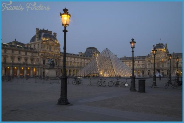 sights and attractions in paris travelsfinders com