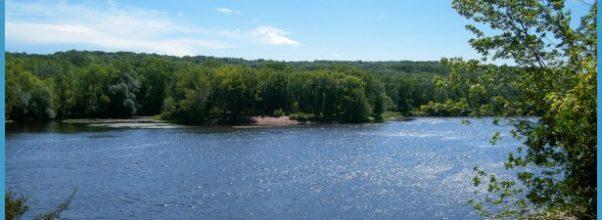 Panoramio - Photo of St. Croix River, Wild River State Park, Minnesota