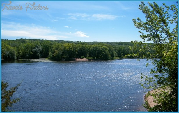 Panoramio - Photo of St. Croix River, Wild River State Park, Minnesota