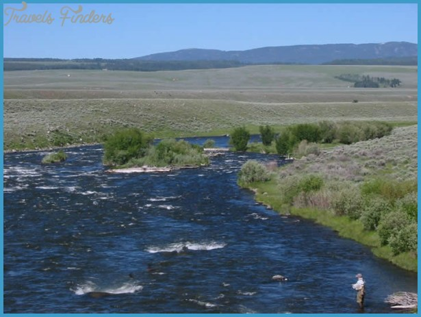 Madison River | A River Runs Through It | Pinterest