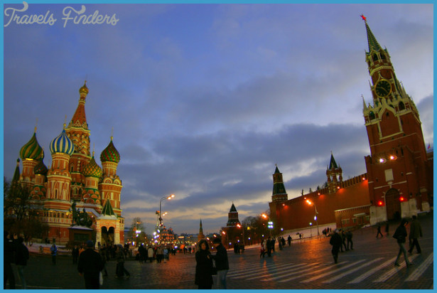 Moscow Travel Guide - Open Travel