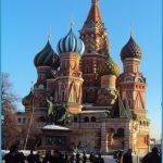 Look Back: Travel to Moscow, Russia
