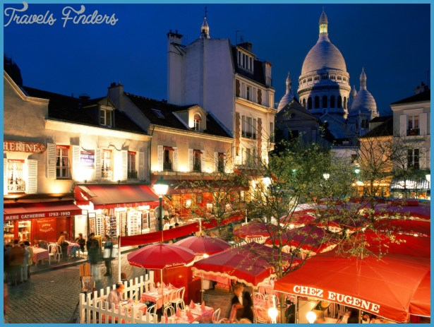Travel to Paris - Jetsetz.com