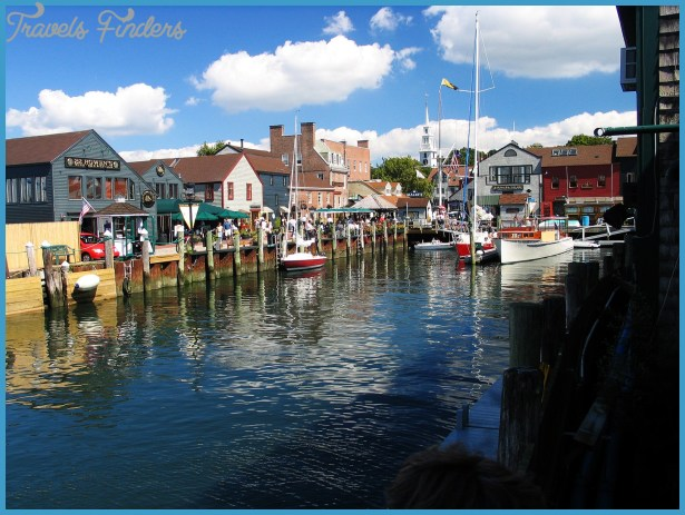 Travel Report Newport, Rhode Island - Travel Report