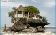 Travel to Utah, Zanzibar and Sweden, where remote restaurants are the