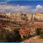 Most interesting natural landmarks in Utah