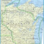 Where to find Wisconsin road maps, city street maps with WI travel ...